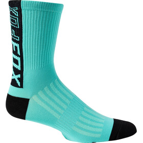 """Fox 6"""" Ranger Socks Men, azul"""